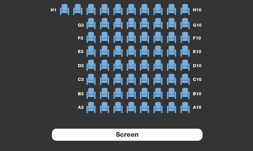 Seating Plans – Dorking Halls
